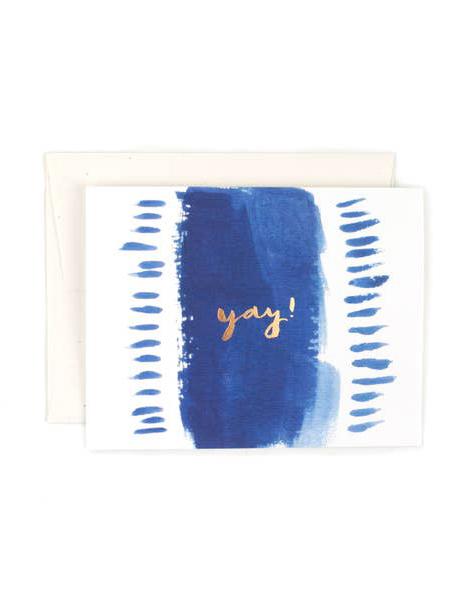 Yay Indigo Card