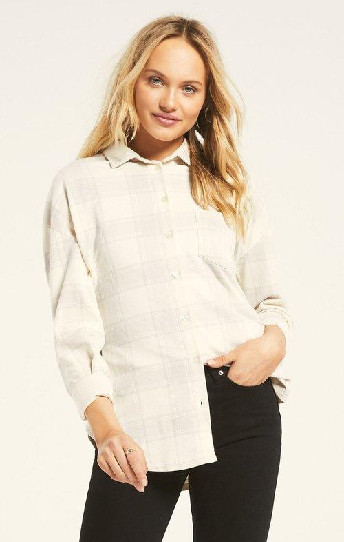 Ada Plaid Shirt