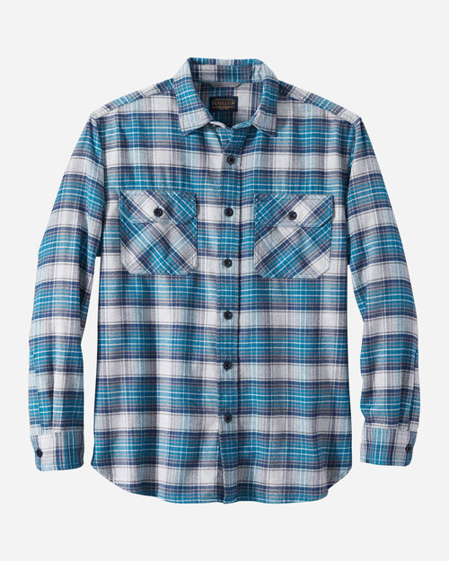 Pendleton Burnside Flannel Turg/Navy