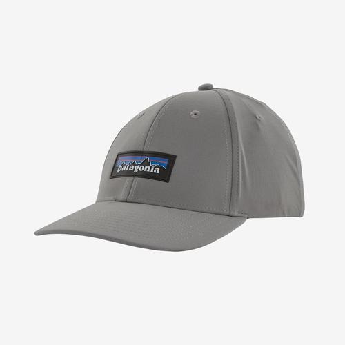 Patagonia P-6 Logo Channel Watcher Cap Feather Grey