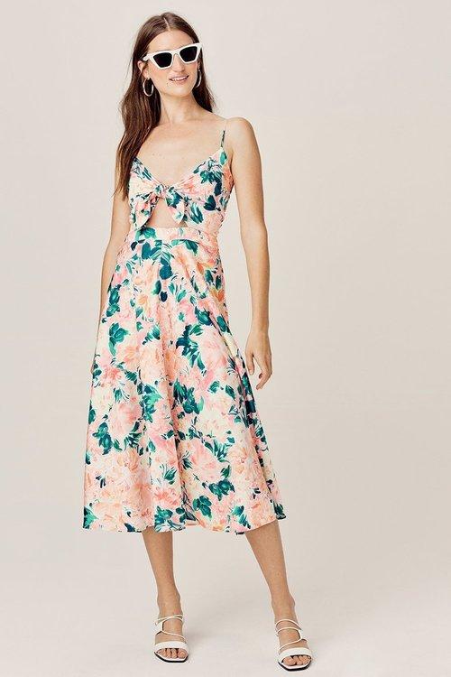Holis Midi Dress