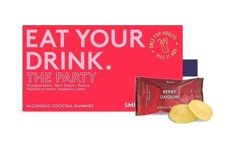 Party Selection Cocktail Gummies