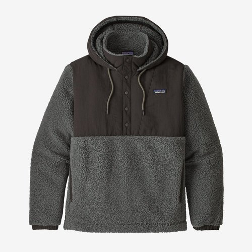 Patagonia M's Shelled Retro-X P/O Forge Grey