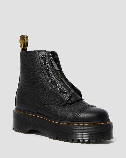 Dr Marten Sinclair Black Aunt Sally