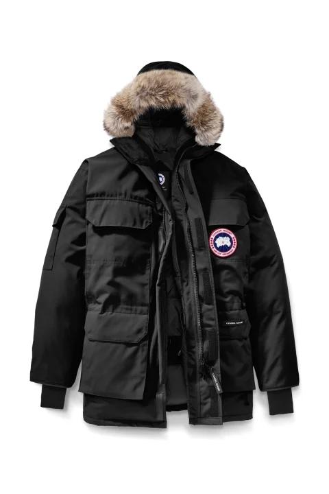 Canada Goose M Expedition Parka Black