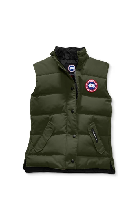 Canada Goose W Freestyle Vest Military Green