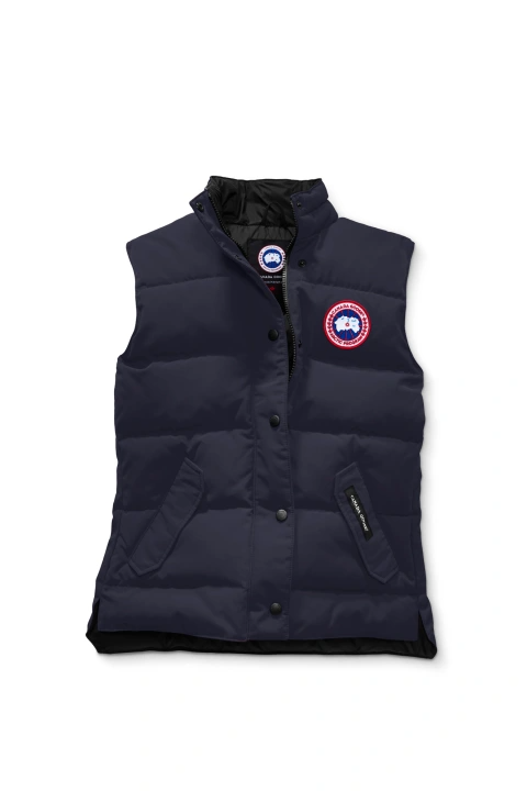 Canada Goose W Freestyle Vest Admiral Blue