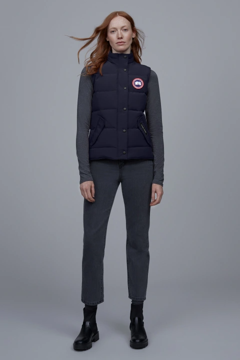 Canada Goose W's Freestyle Vest Admiral Blue