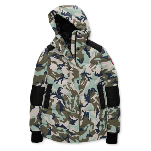 Canada Goose W Alliston Jacket Silver Birch Camo