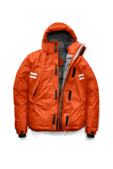 Canada Goose M Mountaineer Parka Monarch Orange