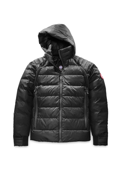 Canada Goose M Hybridge Base Jacket Black