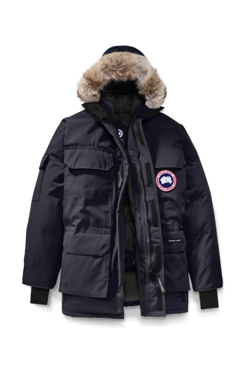 Canada Goose M Expedition Parka Navy
