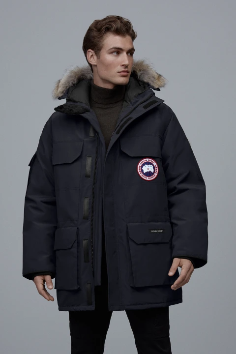 Canada Goose M's Expedition Parka Navy