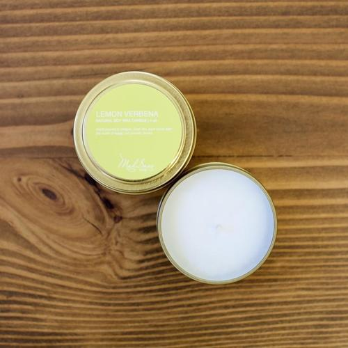 Lemon Verbena 4 oz Candle