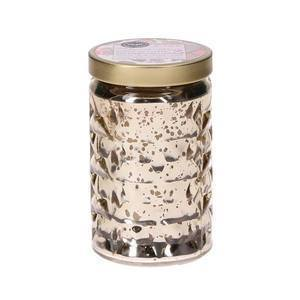 Mercury Glass Tall Votive Sweet Grace Candle