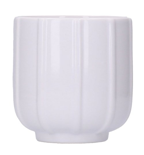 White Ceramic Sweet Grace Candle