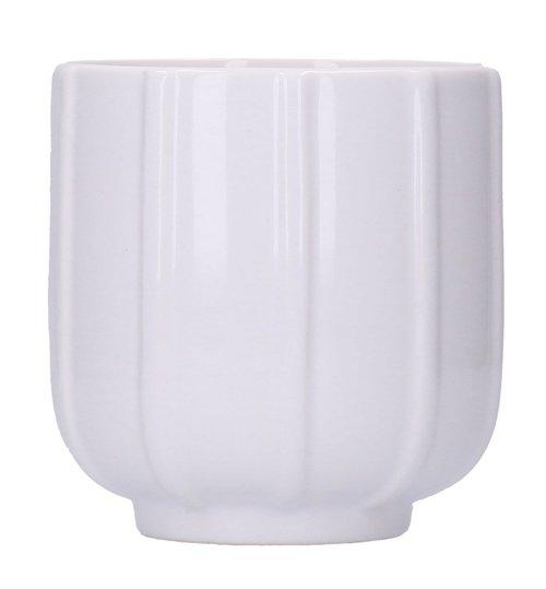White Ceramic Sweet Grace Candle