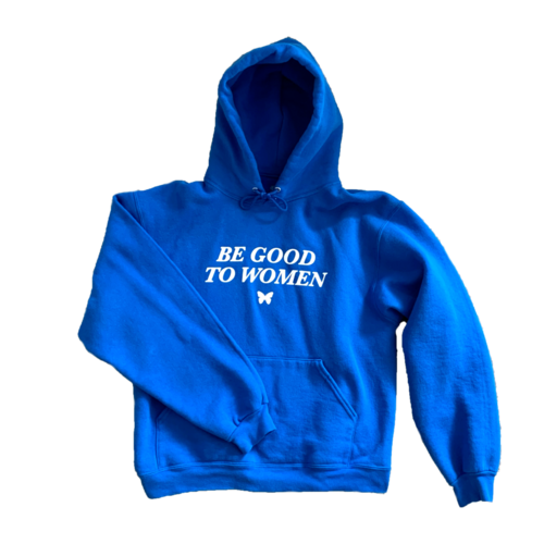 "Cup of Rahman ""Be Good To Women"" Hoodie"
