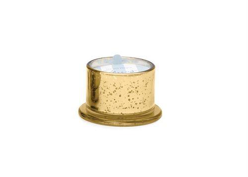 Tinsel 4.5 oz. Gold Mercury Glass Cheers
