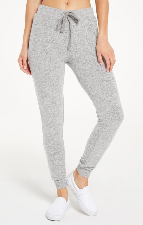 The Marled Jogger Heather Grey