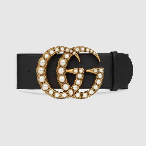 Belt with Pearls