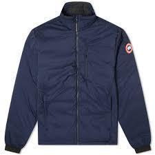 Canada Goose Lodge Jacket Atlantic Navy