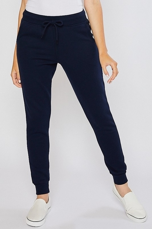 Oversized Relaxed Jogger Pant Deep Navy
