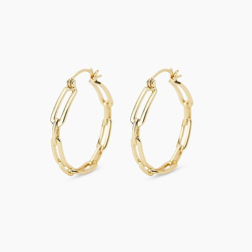 Parker Link Small Hoops