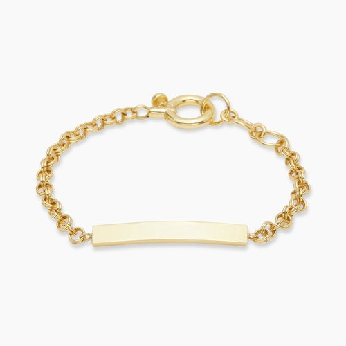 Lou Tag Bracelet