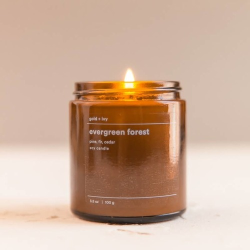 Evergreen Forest 3.5 oz. Soy Candle