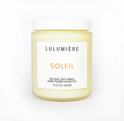 Lulumiere 8 oz Soleil Candle