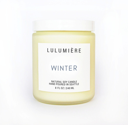 Lulumiere Winter 8oz. Candle