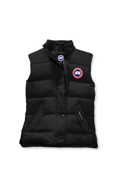 Canada Goose W Freestyle Vest Black