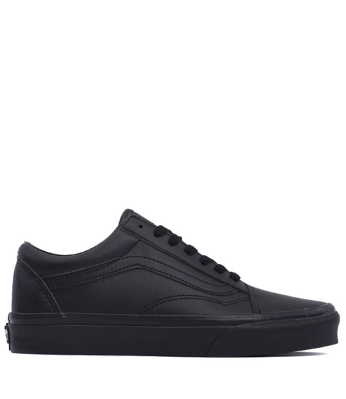Vans UA Old Skool Classic Tumble Black Mono