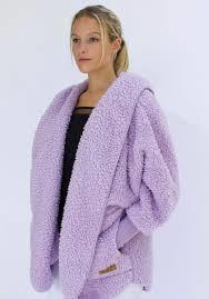 Nordic Beach Fleece Soft Lilac