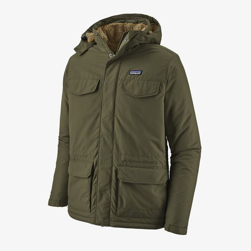 Patagonia M's Isthmus Parka INDG