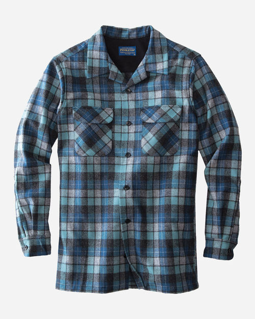 Pendleton Boardshirt Blue Plaid