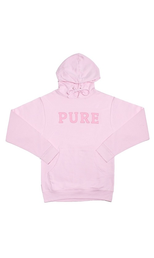 PURE x Breast Cancer Awareness Hoodie