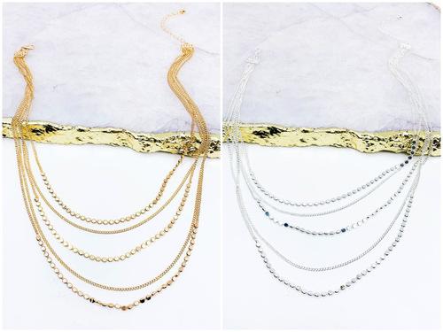 Brooke Layered Necklace