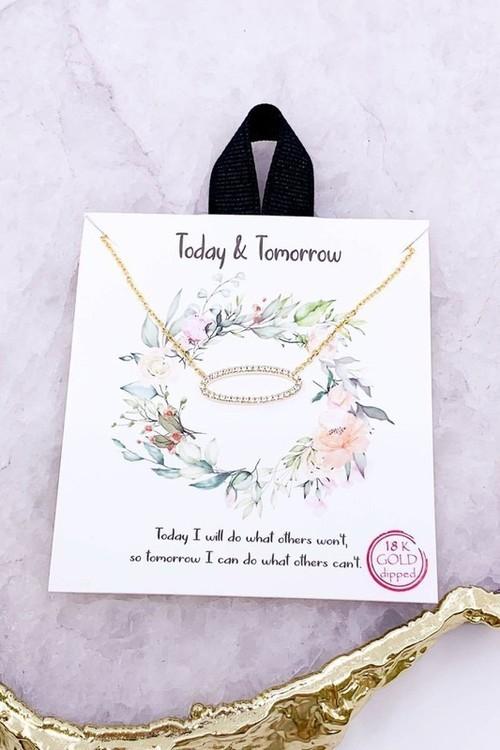 Olivia Fashion Necklace