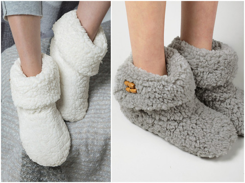 Micro Fiber Indoor Slippers