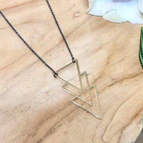 Erin Arrows Necklace