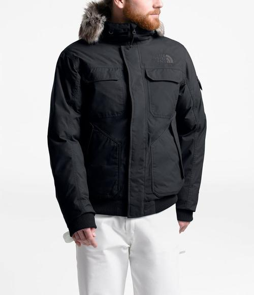 The North Face M Gotham Jacket III TNF Black / TNF Black