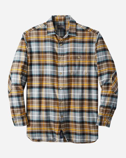 Pendleton Cascade Flannel Tan