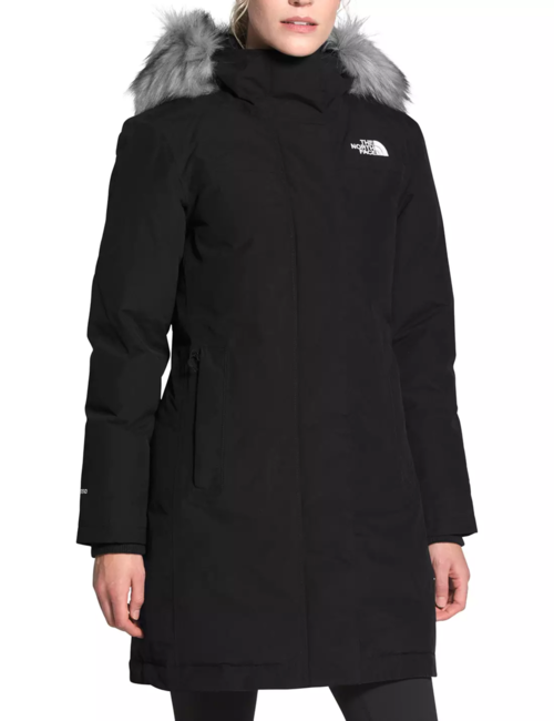 The North Face W Arctic  Parka TNF BLK