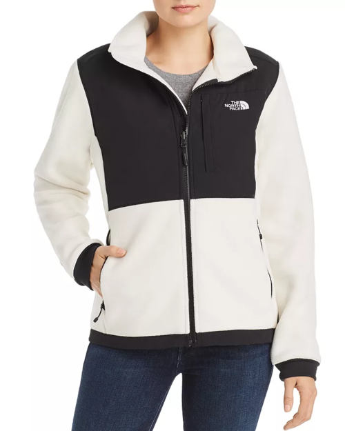 The North Face W DENALI 2 JACKET VINTAGE WHITE
