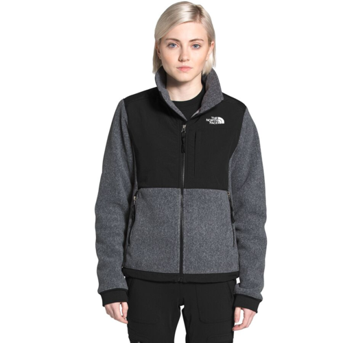The NORTH FACE W DENALI 2 JACKET  CHARCOAL GREY