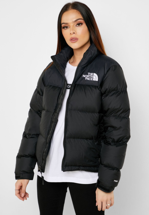 The North Face W 1996 RETRO NUPTSE JACKET TNF BLK