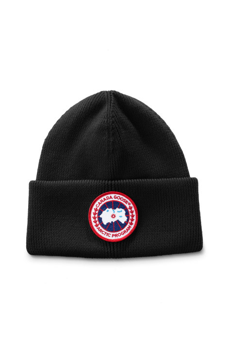 Canada Goose Arctic Disc Toque Black Heather