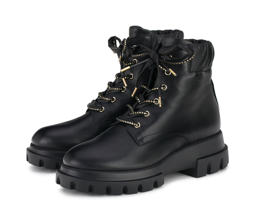 Lamb Nappa Lowboot Softy-Sole